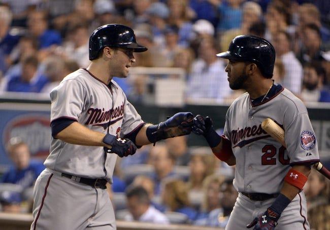 Royals vs. Twins - 9/9/15 MLB Pick, Odds, and Prediction