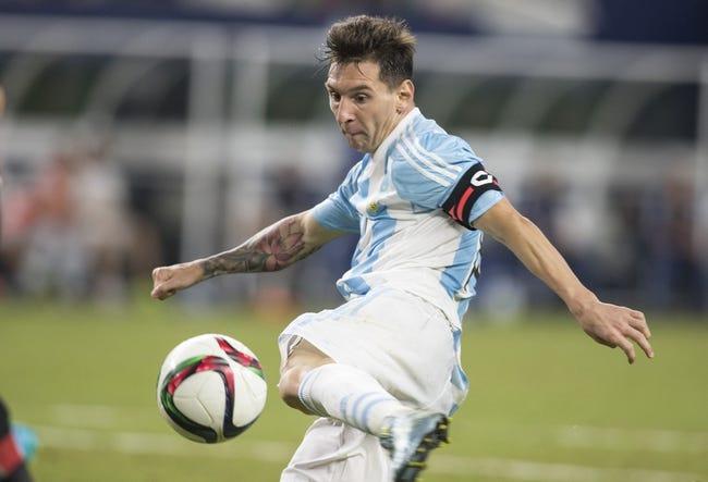 Chile vs. Argentina Copa America Pick, Odds, Prediction - 6/6/16