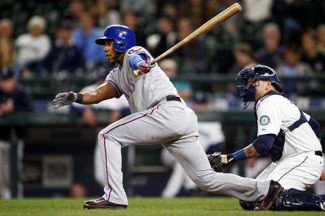Seattle Mariners vs. Texas Rangers - 9/9/15 MLB Pick, Odds, and Prediction