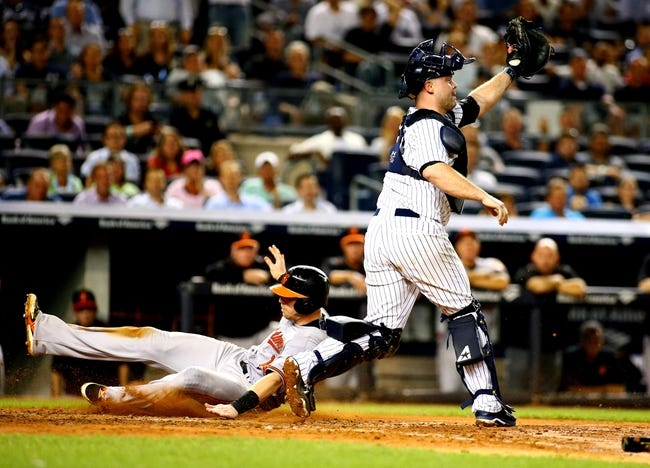 Orioles vs. Yankees - 10/3/15 Game Two Pick, Odds, and Prediction
