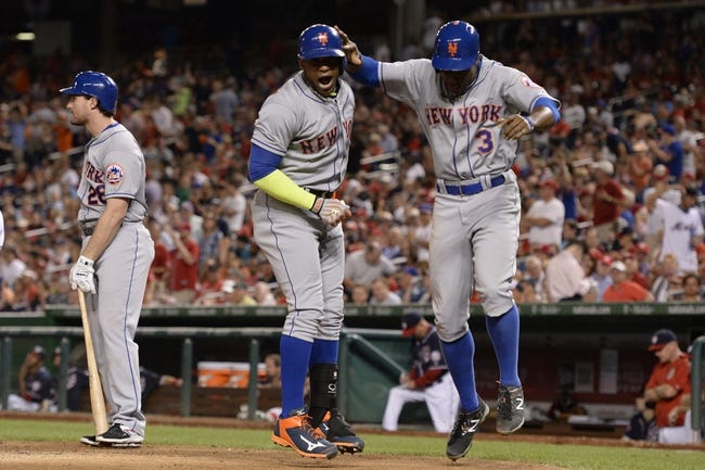 New York Mets vs. Washington Nationals - 10/2/15 MLB Pick, Odds, and Prediction