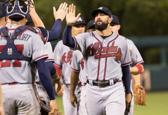Braves vs. Phillies - 9/18/15 MLB Pick, Odds, and Prediction