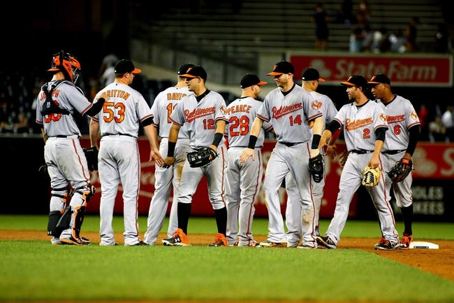 Baltimore Orioles vs. New York Yankees - 10/2/15 MLB Pick, Odds, and Prediction