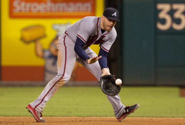Atlanta Braves vs. Philadelphia Phillies - 9/20/15 MLB Pick, Odds, and Prediction