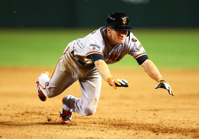 San Francisco Giants vs. Arizona Diamondbacks - 9/18/15 MLB Pick, Odds, and Prediction
