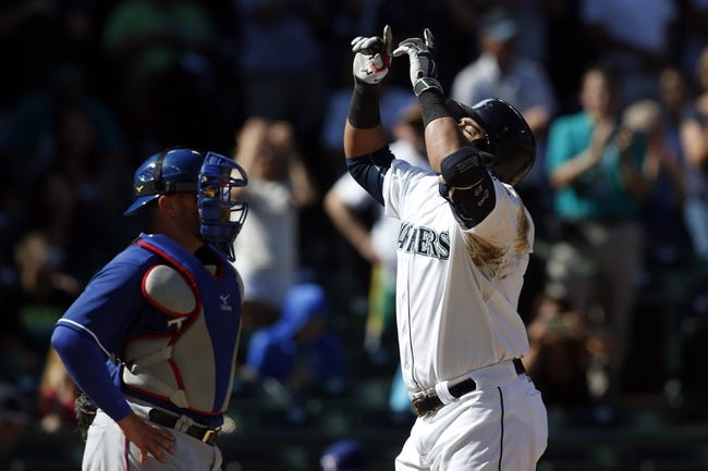 Rangers vs. Mariners - 9/18/15 MLB Pick, Odds, and Prediction