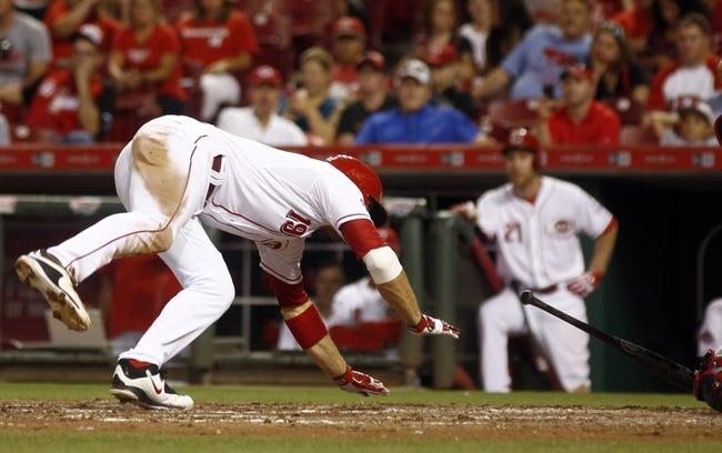 Cincinnati Reds vs. St. Louis Cardinals - 9/11/15 MLB Pick, Odds, and Prediction
