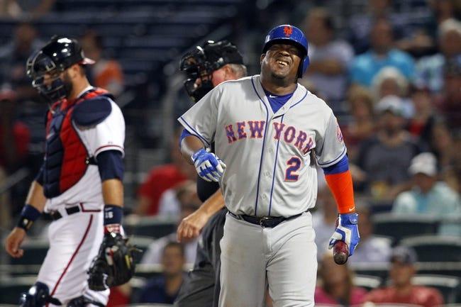 Atlanta Braves vs. New York Mets - 9/11/15 MLB Pick, Odds, and Prediction