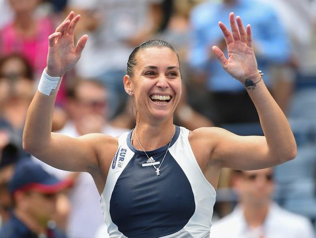 Flavia Pennetta vs. Roberta Vinci 2015 Final US Open Pick, Odds, Prediction