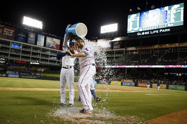 Rangers vs. Athletics - 9/13/15 MLB Pick, Odds, and Prediction