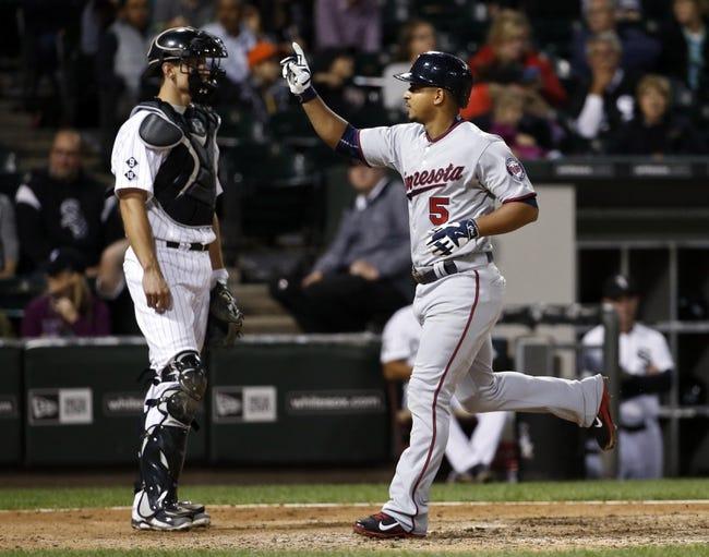 Chicago White Sox vs. Minnesota Twins - 9/12/15 MLB Pick, Odds, and Prediction