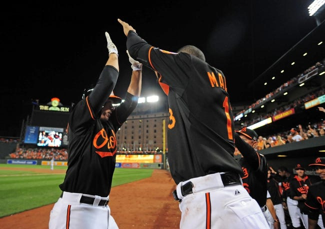 Baltimore Orioles vs. Kansas City Royals - 9/13/15 MLB Pick, Odds, and Prediction