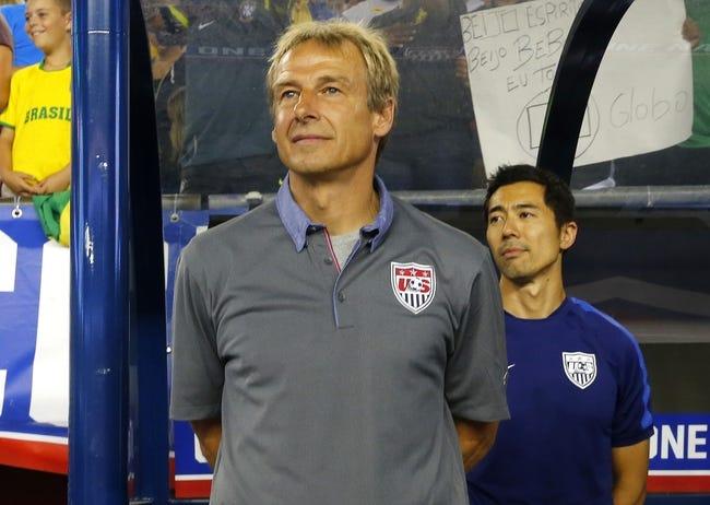 United States vs. Colombia Copa America Pick, Odds, Prediction - 6/3/16
