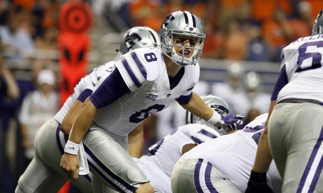 Louisiana Tech Bulldogs vs. Kansas State Wildcats - 9/19/15 College Football Pick, Odds, and Prediction