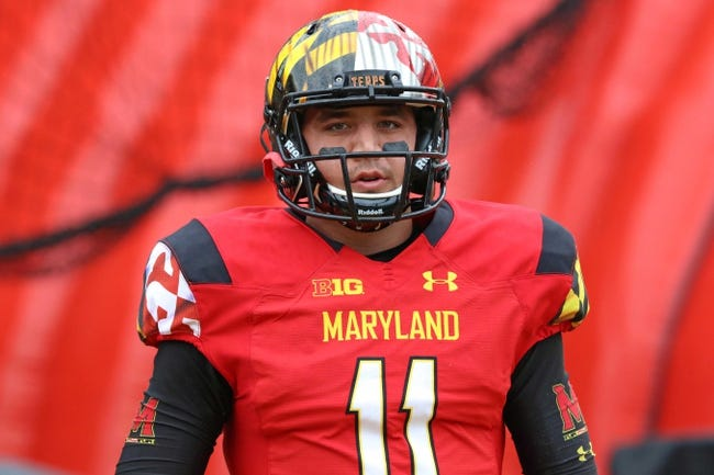 Maryland vs. South Florida - 9/19/15 College Football Pick, Odds, and Prediction
