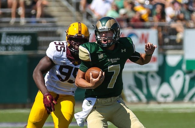Colorado State vs. Colorado - 9/19/15 College Football Pick, Odds, and Prediction