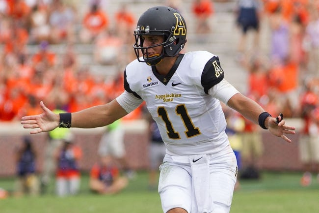 Georgia Southern at Appalachian State - 10/22/15 College Football Pick, Odds, and Prediction