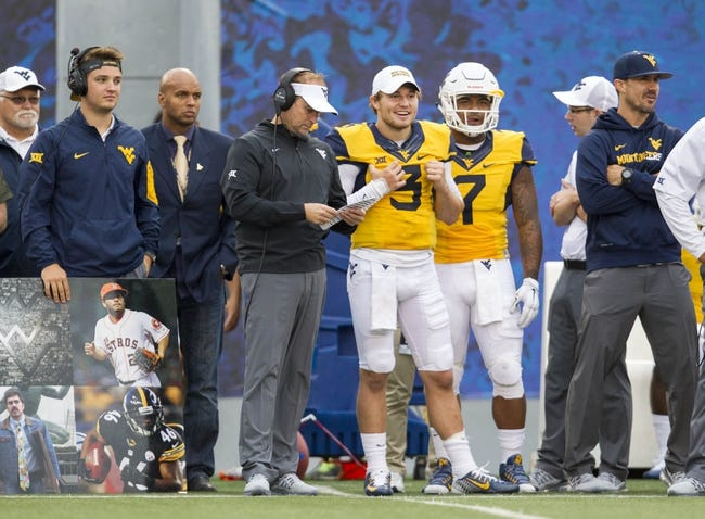 CFB | Maryland Terrapins (2-1) at West Virginia Mountaineers (2-0)