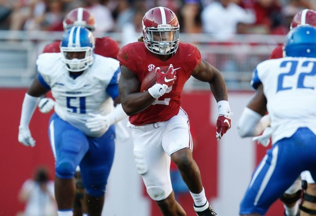 Alabama vs. Ole Miss - 9/19/15 College Football Pick, Odds, and Prediction