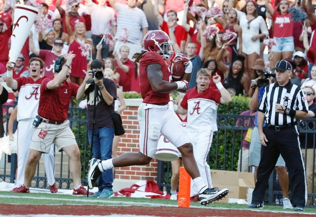 Ole Miss at Alabama - 9/19/15 College Football Pick, Odds, and Prediction