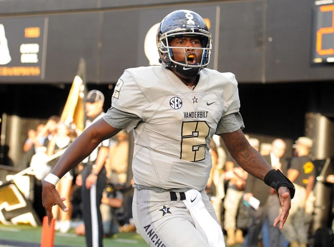 Vanderbilt vs. Austin Peay - 9/19/15 College Football Pick, Odds, and Prediction