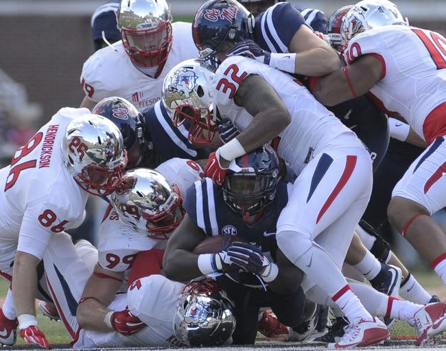 Mississippi State vs. Ole Miss - 11/28/15 College Football Pick, Odds, and Prediction
