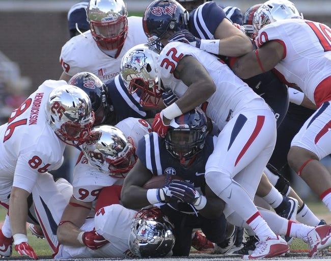 CFB | Mississippi Rebels (8-3) at Mississippi State Bulldogs (8-3)
