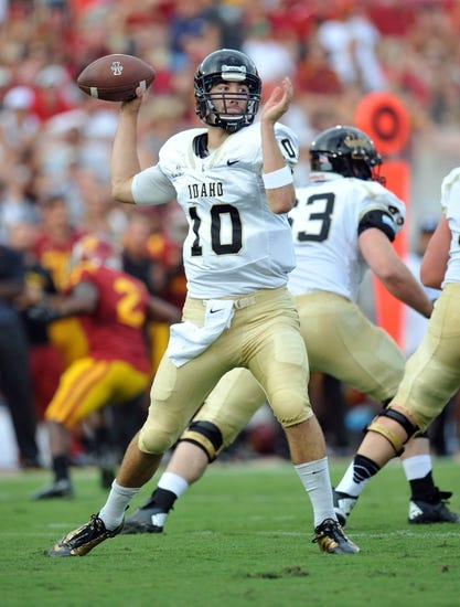 Idaho Vandals vs. Appalachian State Mountaineers - 11/14/15 College Football Pick, Odds, and Prediction