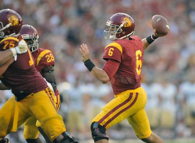 Stanford Cardinal vs. Southern Cal Trojans - 9/19/15 College Football Pick, Odds, and Prediction
