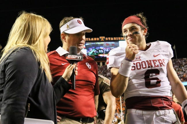 Oklahoma vs. Tulsa - 9/19/15 College Football Pick, Odds, and Prediction