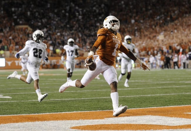 Texas Longhorns 2016 College Football Preview, Schedule, Prediction, Depth Chart, Outlook
