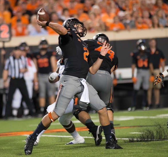 Oklahoma State vs. UTSA - 9/19/15 College Football Pick, Odds, and Prediction