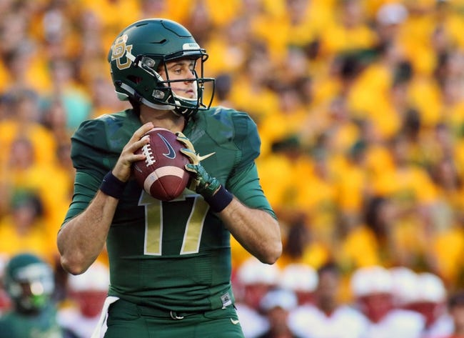Baylor vs. Rice - 9/26/15 College Football Pick, Odds, and Prediction