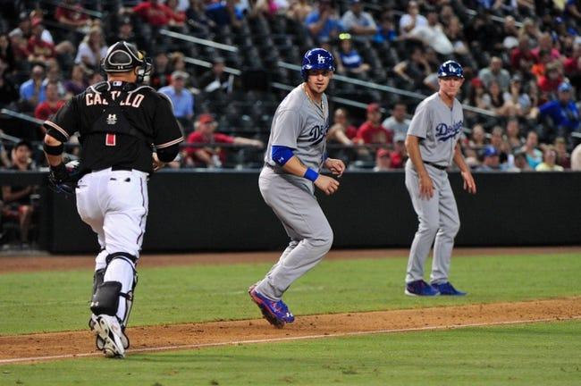 Arizona Diamondbacks vs. Los Angeles Dodgers - 9/13/15 MLB Pick, Odds, and Prediction