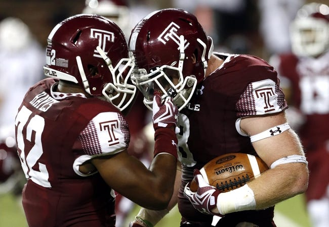 Massachusetts vs. Temple - 9/19/15 College Football Pick, Odds, and Prediction