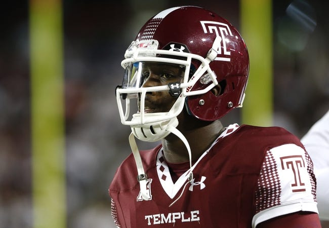 Temple at Charlotte - 10/2/15 College Football Pick, Odds, and Prediction