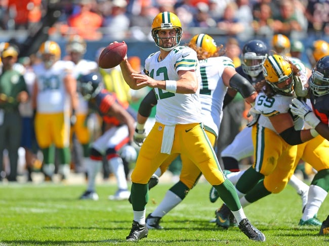 NFL | Seattle Seahawks (0-1) at Green Bay Packers (1-0)