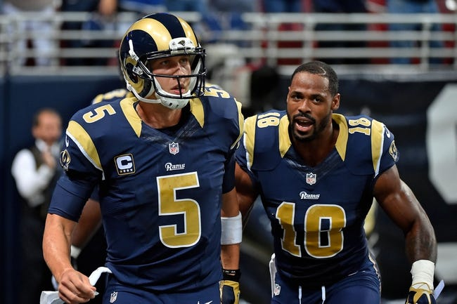 Rams vs. Steelers - 9/27/15 NFL Pick, Odds, and Prediction
