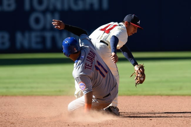 New York Mets vs. Atlanta Braves - 9/21/15 MLB Pick, Odds, and Prediction