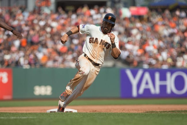 San Diego Padres vs. San Francisco Giants - 9/22/15 MLB Pick, Odds, and Prediction