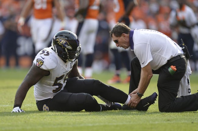 NFL | A Rundown of the NFL's Week 1 Injuries