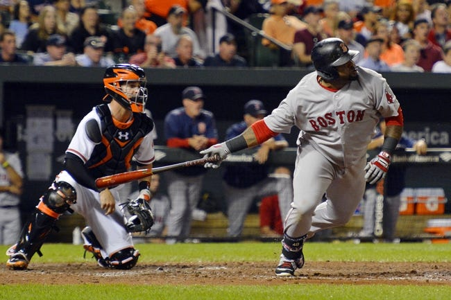 Orioles vs. Red Sox - 9/15/15 MLB Pick, Odds, and Prediction