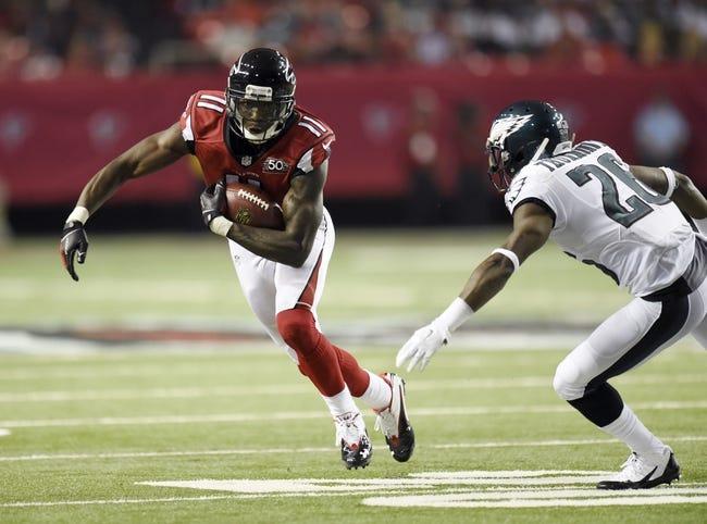 Philadelphia Eagles at Atlanta Falcons 9/14/15 NFL Score, Recap, News and Notes
