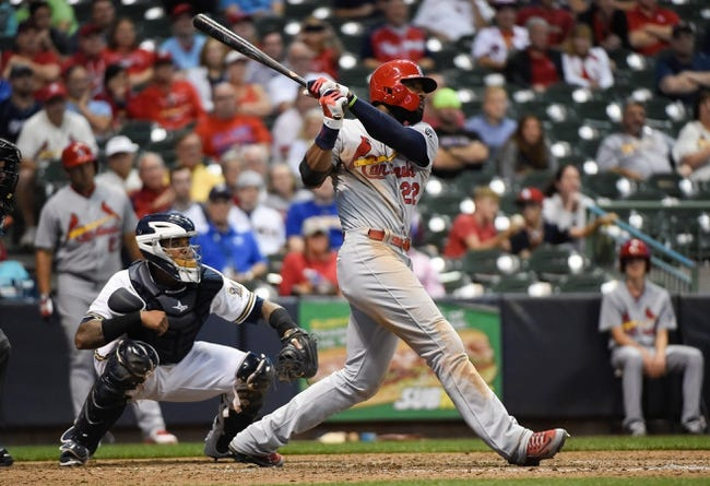 Brewers vs. Cardinals - 9/16/15 MLB Pick, Odds, and Prediction