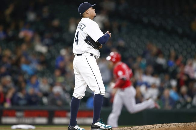 Seattle Mariners vs. Los Angeles Angels - 9/16/15 MLB Pick, Odds, and Prediction