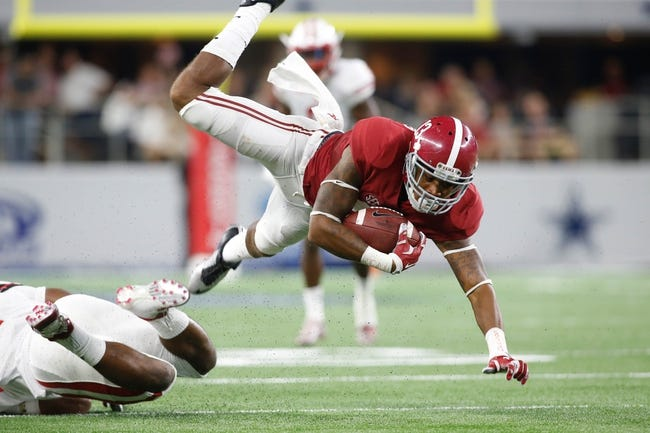 Alabama Crimson Tide vs. Georgia Bulldogs - 10/3/15 College Football Pick, Odds, and Prediction