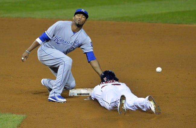 Cleveland Indians vs. Kansas City Royals - 9/17/15 MLB Pick, Odds, and Prediction