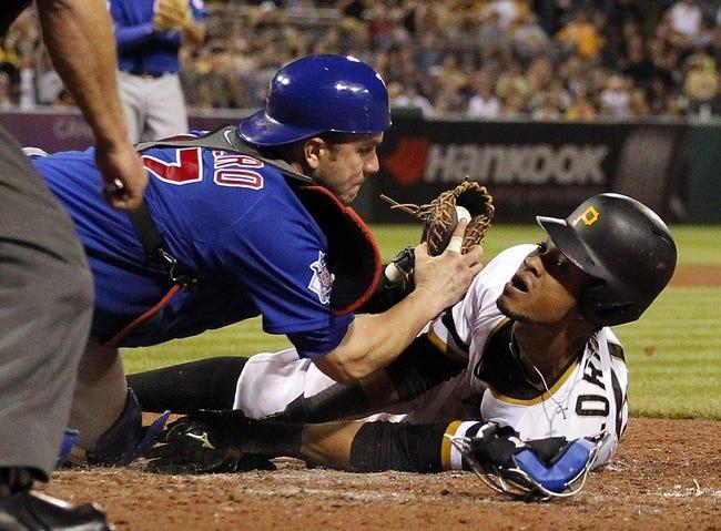 Pirates vs. Cubs - 9/17/15 MLB Pick, Odds, and Prediction