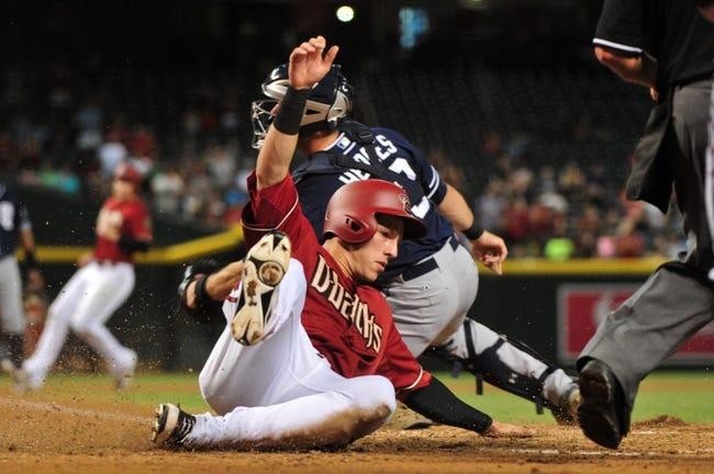 San Diego Padres vs. Arizona Diamondbacks - 9/25/15 MLB Pick, Odds, and Prediction