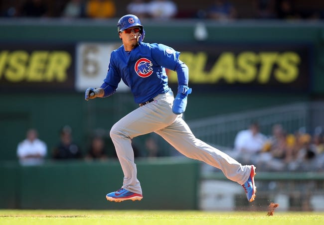 Cubs vs. Pirates - 9/25/15 MLB Pick, Odds, and Prediction